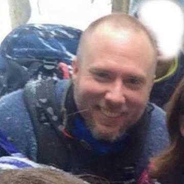 Geoffrey Clayton, 40, Barnard, United States