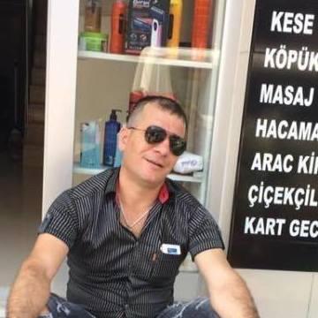 Tuncay Durmuş, 40, Sakarya, Turkey