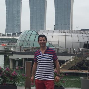 Celal, 37, Istanbul, Turkey