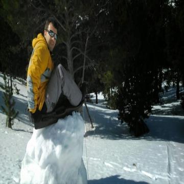 Ivan Amores, 39, Barcelona, Spain