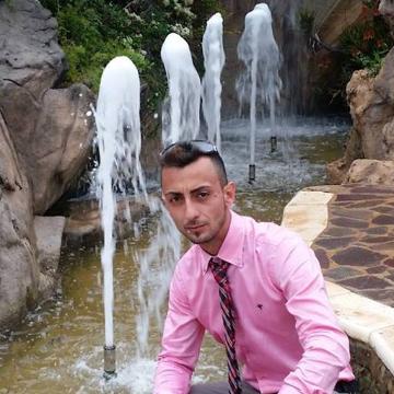 Nunzio Paladino, 33, Matera, Italy