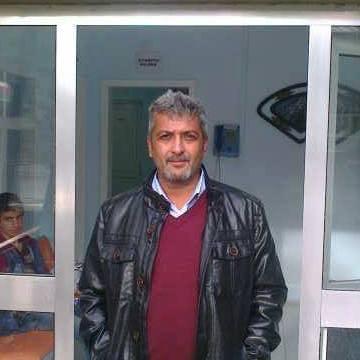 Mustafa Yılmaz, 42, Mersin, Turkey