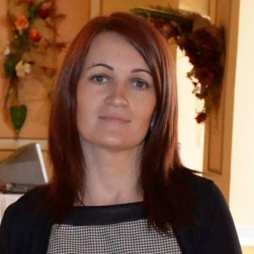 Andrea, 36, Beregovo, Ukraine