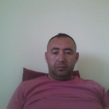 Muharrem Doyuk, 40, Ankara, Turkey