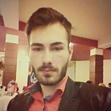 Iulian Preutescu, 20, Firenze, Italy