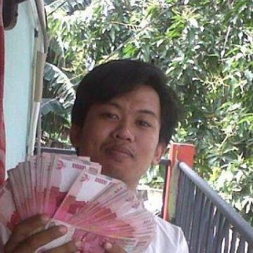 Ahmad Maulana, 32, Garut, Indonesia