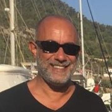 Ayhan, 49, Istanbul, Turkey