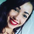 Jéssica Routh, 25, Santos, Brazil