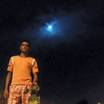 Pravin Bulloram, 31, Dubai, United Arab Emirates