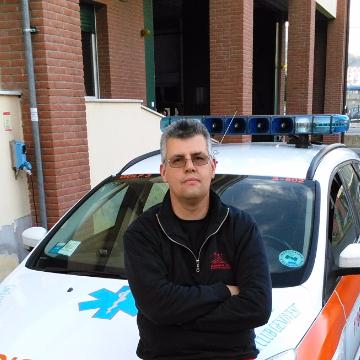 Roby, 47, Genova, Italy
