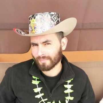 David Gomez, 36, Bogota, Colombia