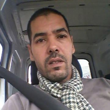 Aziz Alaoui, 44, Casablanca, Morocco
