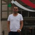 Arslan, 36, Ankara, Turkey