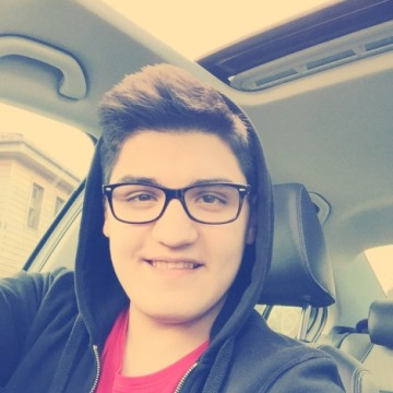 Halil, 21, Istanbul, Turkey
