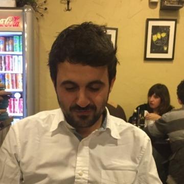 Jose, 33, Madrid, Spain