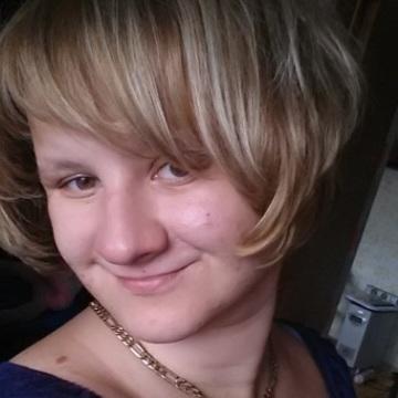 Helen Dashkevich, 29, Grodno, Belarus