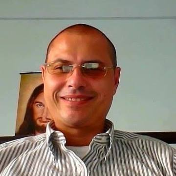 Juan Carlos Roa, 43, Bogota, Colombia