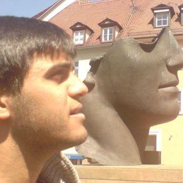 Mahmud Abdelhadi, 27, Vilnyus, Lithuania