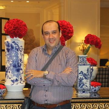Huss, 36, Cairo, Egypt