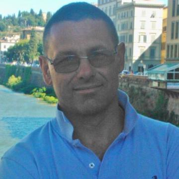 Mauro Benasciutti, 51, Ferrara, Italy