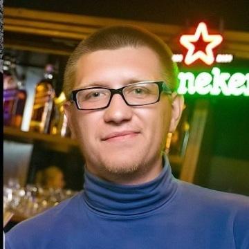 Aleksander Zhuravlev, 25, Novosibirsk, Russia
