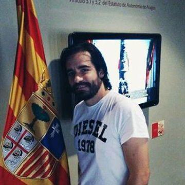 Javi Morrison, 34, Valencia, Spain