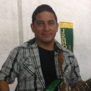 Charlie Luna, 34, Escobedo, Mexico