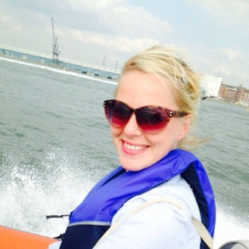 Liz Fry, 34, Oxford, United Kingdom