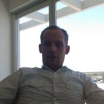 Tim Pardy, 34, Baie Verte, Canada