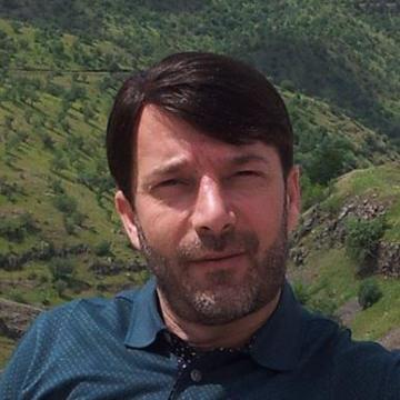 Harun Aydın Batman, 42, Izmir, Turkey