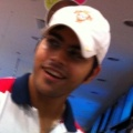 Allan Pinto, 28, Ajman, United Arab Emirates