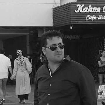 Yahya Avcu, 40, Istanbul, Turkey