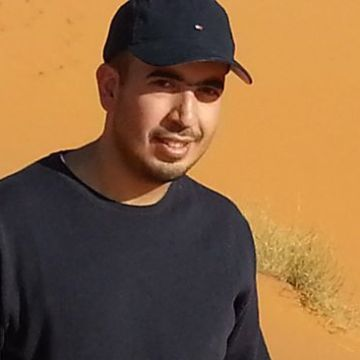 Mohammad, 30, Amman, Jordan
