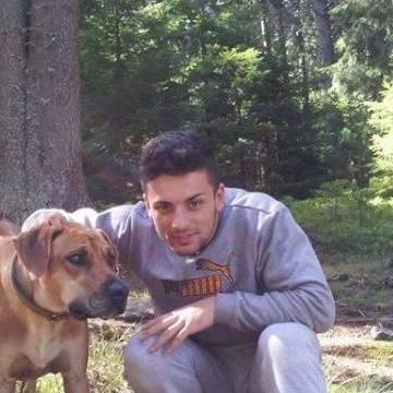 Emre Kalan, 32, Istanbul, Turkey