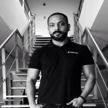 Suraj de Rozario, 33, Dubai, United Arab Emirates