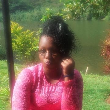 Natasha Linda , 27, Kigali, Rwanda