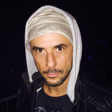 Franz Pastore, 39, Mailand, Italy