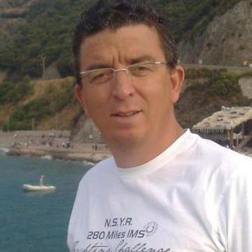 Hakan Çetin, 47, Bursa, Turkey