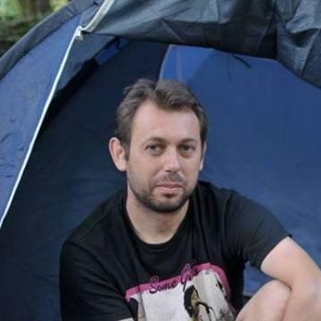 Anastasis Kanakis, 34, Athens, Greece