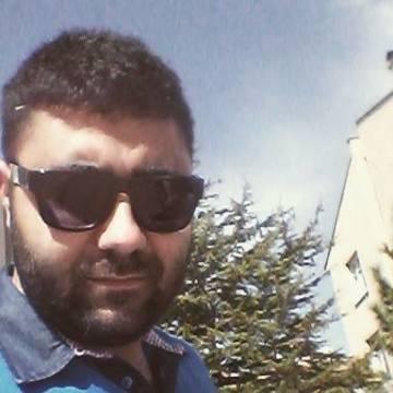 Kayahan Kayahan, 31, Konya, Turkey