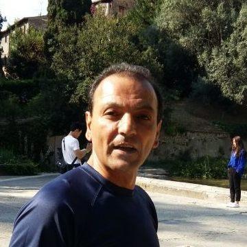 Vinc Vinc, 55, Rome, Italy