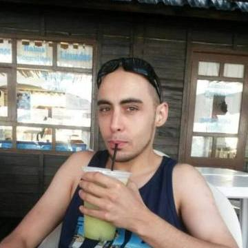 Javier Agosti, 32, Buenos Aires, Argentina