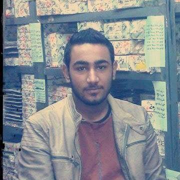 Mahmoud Hassabo, 22, Cairo, Egypt