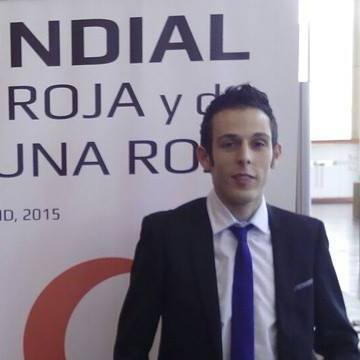Rubén Gallego, 29, Medina Del Campo, Spain