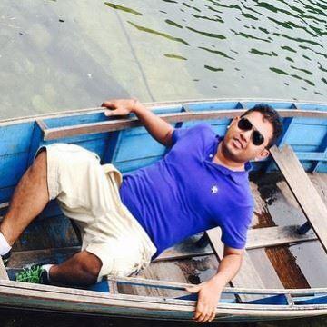 Raj Thapa, 29, Kansas City, United States