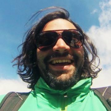 JORGE GUERRA, 36, Santiago, Chile