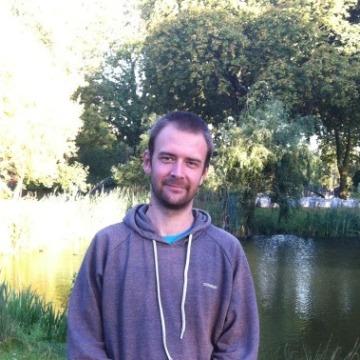 Ben Davis , 28, London, United Kingdom