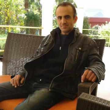Mehmet Çelebi, 39, Istanbul, Turkey