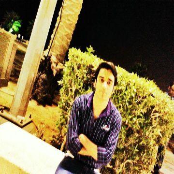 Afsar Ali, 25, Dammam, Saudi Arabia