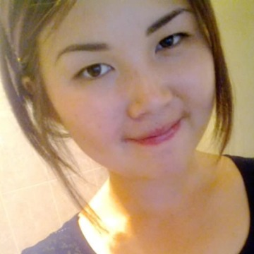 Asel, 22, Bishkek, Kyrgyzstan